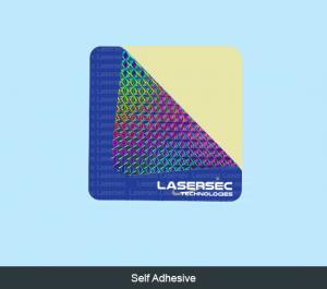 Self-Adhesive Hologram Stickers