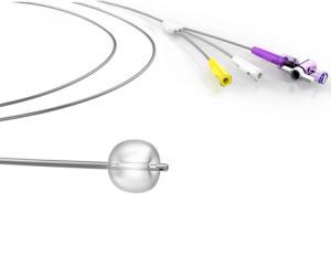 Stone balloon catheter
