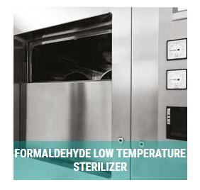 FORMALDEHYDE LOW TEMPERATURE STERILIZER