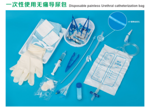 Disposable Painless Catherization Kit