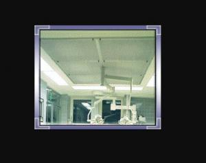 Planair ventilation ceilings