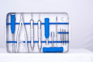 Screw Removal Instruments Set – Tray 2
