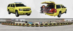 First Response Vehicle