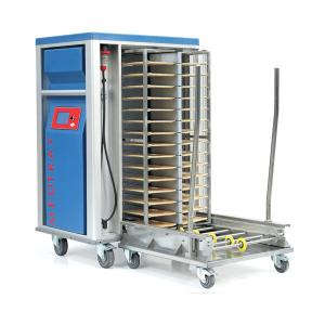 Medtray Meal Distribution Trolley