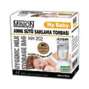 My Baby Breast Milk Storage Bag 14 Pieces