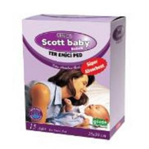 Scott Baby Sweat absorbent pad 15 pcs
