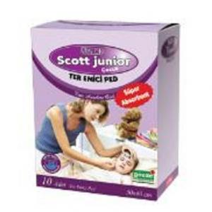 Scott Junior Sweat absorbent pad 10 pcs