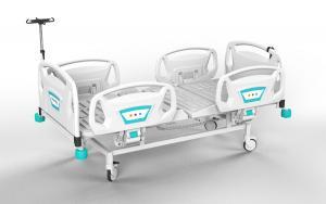 DE 1020TWO MOTORIZED ELECTRONIC BED – Trinodal