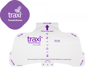 traxi Panniculus Retractor - Clinical Innovations - forMOM. forBABY. forLIFE.