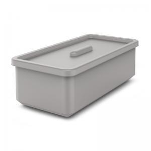 Decontamination container BEH/Ents PP 600/300/200