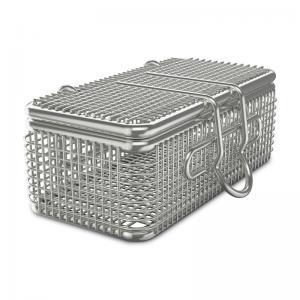 Fine mesh basket Siko/KT 80/49/42 BR oG DM mD