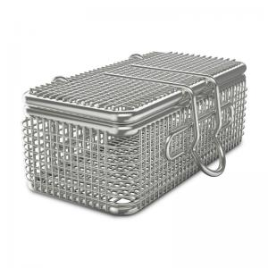 Fine mesh basket SiKo/KT 80/80/40 BR oG DM mD