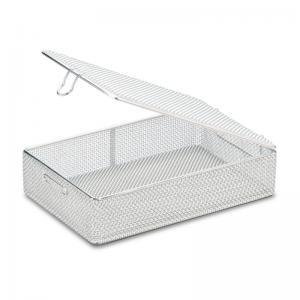 Fine mesh basket SiKo/KT 210/150/40 BR oG DM mD