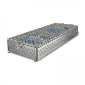 Sieve basket for ophthalmologic instruments SiKo 363/146/60 BR oG LB/DM mD