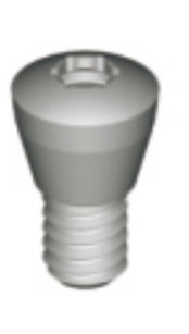 RN Closure screw, small