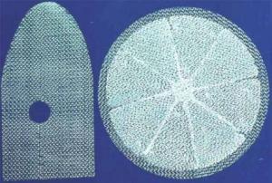 Medical polypropylene mesh hernia repair network