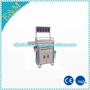 ABS Anesthesia Trolley - hospital bed