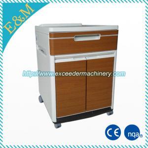 ABS bedside cupboard - hospital bed