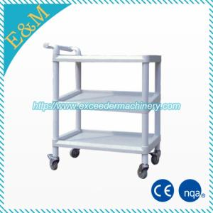 ABS Utility Trolley - hospital bed