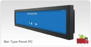 Bar Type Display and Panel PC | Digital Signage & Bar-Type | B010234 | WINMATE