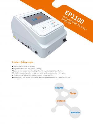 EP1100 Immunofluorescence Analyzer