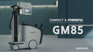Digital Radiography GM85   Smasung Healthcare Global