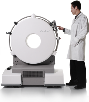 Portable CT CereTom | Smasung Healthcare Global