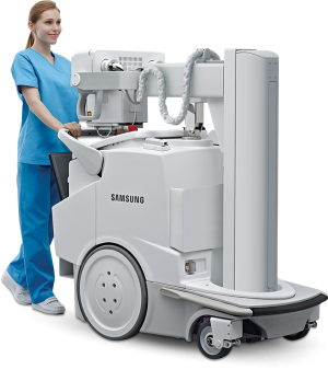 Digital Radiography GM60A   Smasung Healthcare Global