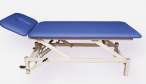 BTL-1300 BASIC HYDRAULIC COUCH ECONOMY THERAPY COUCH, 2 SECTIONS, HYDRAULIC HEIGHT ADJUSTMENT
