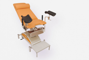 BTL-1500 GYNAECOLOGY CHAIR WITH 3 MOTORS