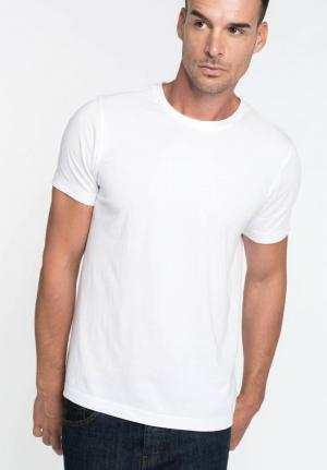 T-SHIRT WITH ROUND NECK SHORT SLEEVE