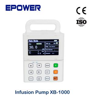 Intelligent Infusion Pump - Epower Electronics & Science Co., Ltd.