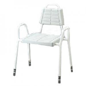 Blow Moulded Shower Chair (Extra Wide) HMP-ALA247EW - Home Medical Products Inc.