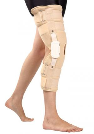07 08 MRange Knee Splint (ROM)
