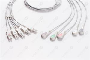 Spacelabs Reusable ECG LeadWires SLB5-90S