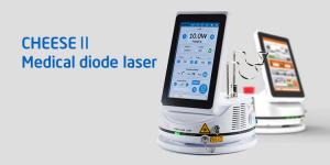 CHEESE Ⅱ Medical diode laser