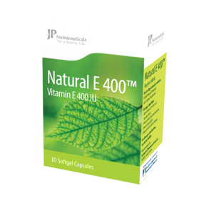 Vitamins & Supplements : Natural E 400 IU (Capsules)