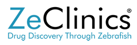 ZeCustom - ZeClinics Zebrafish Customized Drug Discovery Platform