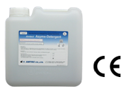 Azyme-Detergent   The company of the cleaning agent for hemodialysis machine/AMTEC CO.,LTD.