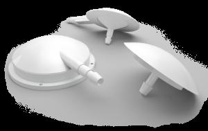 Componentes para drenagem Cerebral, hidrocefalia