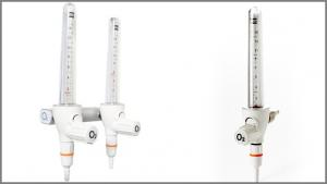 Oxygen And Medical Air Flow Meters