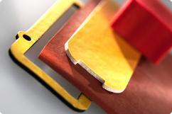 Silicone Rubber Sheet | Custom Materials Colour Matching