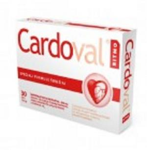 Cardoval® Ritmo hard capsules N30