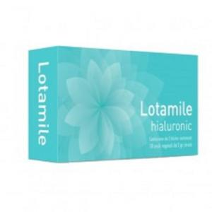 LOTAMILE® Hialuronic vaginal ovule N5