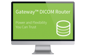 Gateway DICOM Router | A HIPAA Compliant Router & Archive