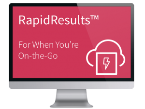 RapidResults™, RamSoft's Clinical Image and Report Viewer App