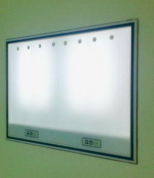 X-Ray viewing screens - MDD Engineering