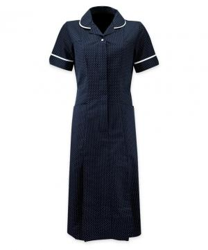 Women's spot dress | Workwear | Alexandra