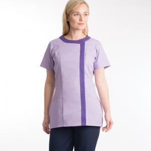 Womens asymmetrical tunic | Workwear | Alexandra