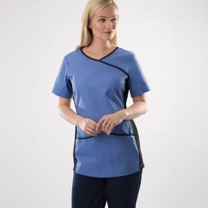Women's stretch scrub top - Scrubs - Healthcare | Alexandra